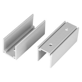 Алюминиевый профиль 5см для неона 26х15мм Premium