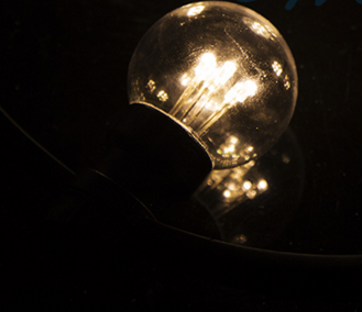 Влагозащищенный патрон-лампа для уличной ретро гирлянды