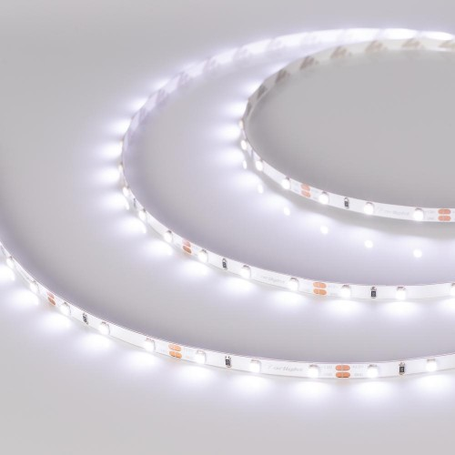 Узкая светодиодная лента SMD3528 60LED 4,8Вт 410Lm