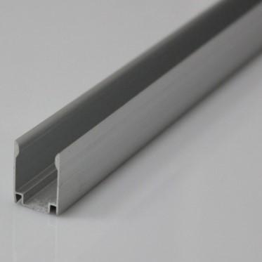 Алюминиевый профиль 1м для неона 12х25мм