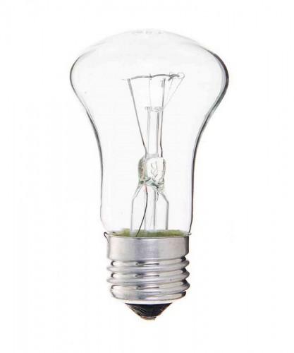 Лампа накаливания прозрачная 25Вт Е27