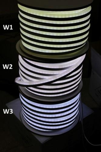 Гибкий светодиодный (DIP) неон 15x26мм 220V