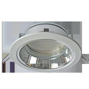 Светильник GX70 H6R встраиваемый с рефлектором