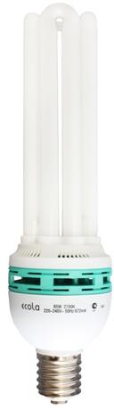 Мощные U-образные лампы Е40 85Вт 4100K (естественный белый)
