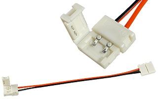 Соединительный кабель с 2 разъемами для ленты SMD5050