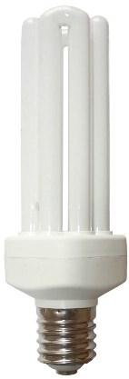 Мощные U-образные лампы Е40 50Вт 4200К (естественный белый)