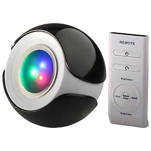 Светодиодный декоративный светильник с управлением Magic colors