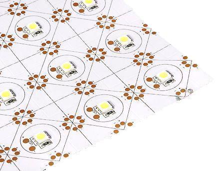 Светодиодный лист для равномерной засветки Белый