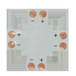 Гибкая соединительная плата Х-образная для ленты SMD3528