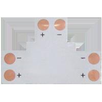Гибкая соединительная плата Т-образная для ленты SMD5050