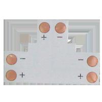 Гибкая соединительная плата Т-образная для ленты SMD3528