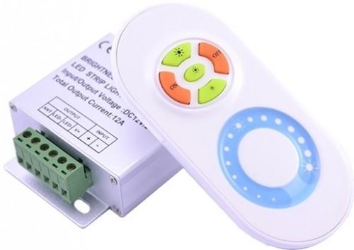 Диммер с РАДИО пультом управления (сенсор+кнопки) Premium