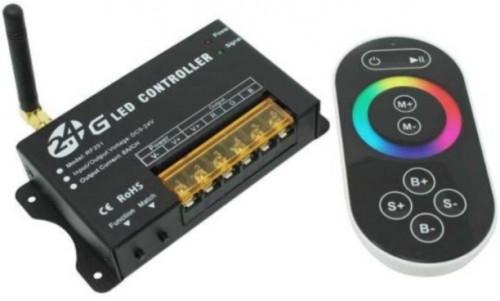 Контроллер для управления светодиодной ленты RGB
