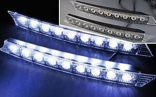 Светодиодные дневные ходовые габаритные огни 2.5Вт