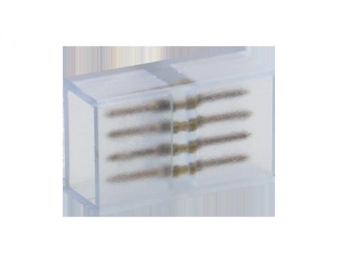 Внутренний коннектор для ленты RGB 220V