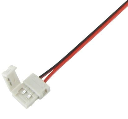 Соединительный кабель 15см с 1 разъемом для светодиодной ленты SMD3528