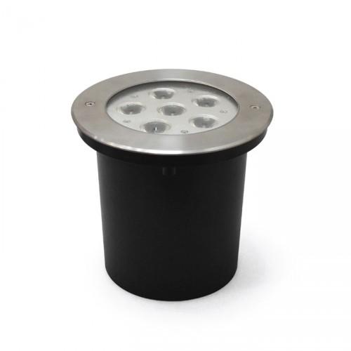 Грунтовый светильник В2AЕ0602R Зеленый