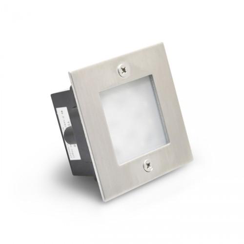 Светодиодный встраиваемый светильник B04  24 LED