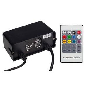 Влагозащищенный контроллер для управления светодиодной ленты RGB Premium