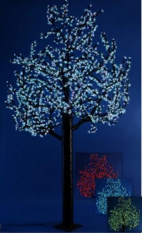 """Светодиодное дерево """"Сакура"""" RGB 4.5м"""