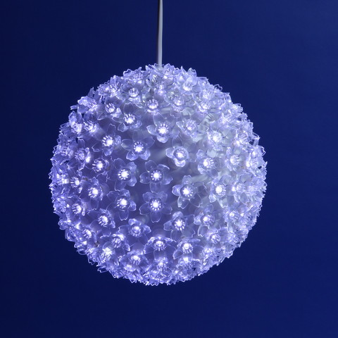 Как сделать шар из светодиодов