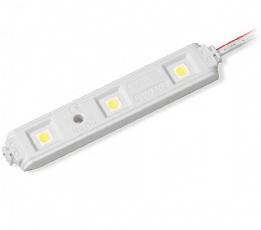 Герметичный светодиодный кластер 3 Led RGB