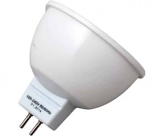 Светодиодная лампа MR16 Gu5.3 Lux 5.5Вт