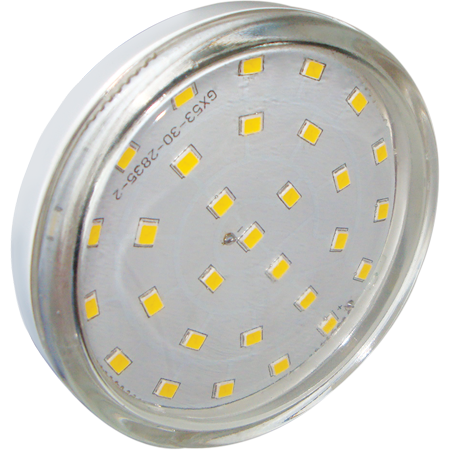 Лампа светодиодная GX53 6Вт Light
