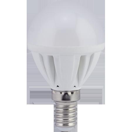 """Светодиодная лампа """"шар"""" 4Вт Light"""