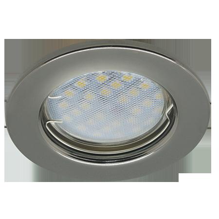 Встраиваемый светильник MR16 DL90 плоский