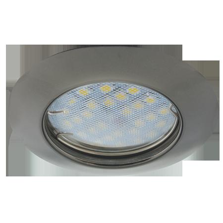 Встраиваемый светильник MR16 DL92 выпуклый