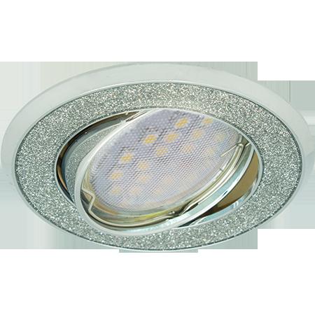 Встраиваемый поворотный светильник MR16 DL39