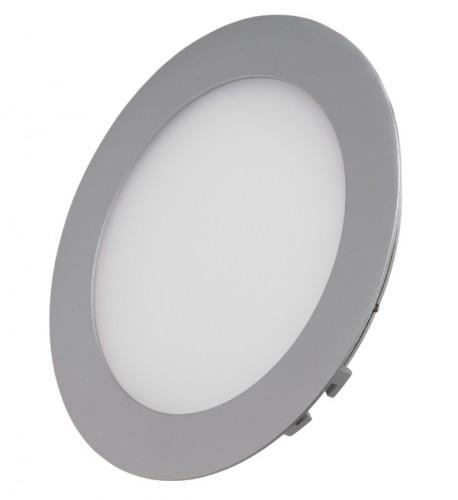 Ультратонкая светодиодная круглая панель 18Вт