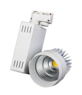 Подвесной светодиодный светильник для треков/шин 18Вт