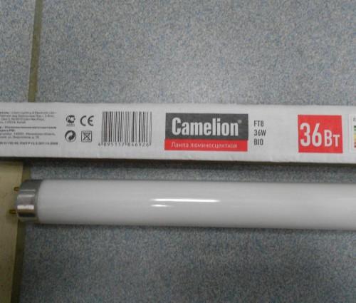 Люминесцентная лампа для растений BIO 36Вт 1213мм