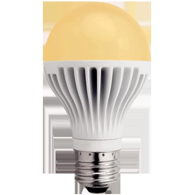 Светодиодная лампа Classic A60 Золотистая 9.3Вт