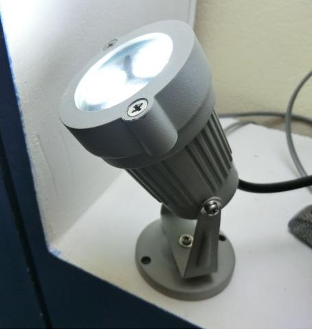 Светодиодный декоративный прожектор 3Led 3W 12V