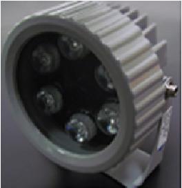 Светодиодный декоративный прожектор 6Led 6W 12V