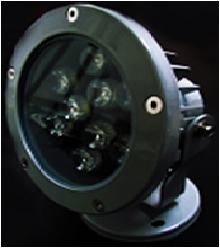 Светодиодный декоративный прожектор 9Led 9W 12V