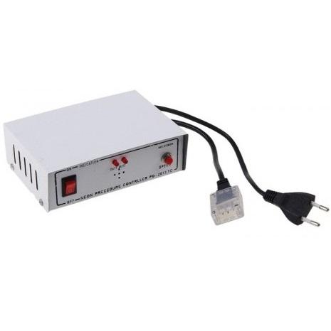 Контроллер для плоского трехжильного дюралайта 11*18мм