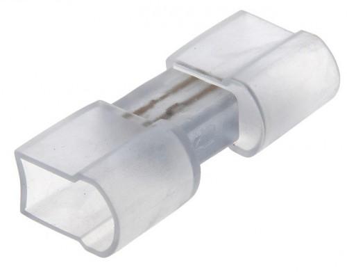 Прямой коннектор для гибкого неона (внутренний угол)