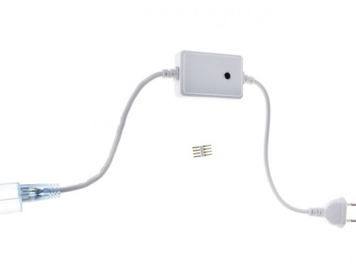 Контроллер для многоцветного неона 4W, до 50 метров