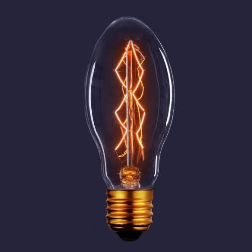 Декоративная лампа накаливания Винтаж Свеча 40Вт
