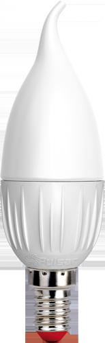 "Светодиодная лампа ""свеча на ветру"" 7Вт"