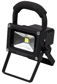 Переносной Светодиодный прожектор 10Вт с аккумулятором