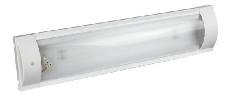 Светильник под 2 лампы на 36Вт для растений Белый (без ламп)