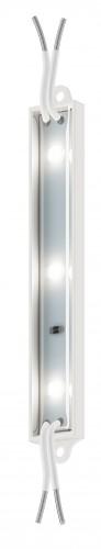 Герметичный светодиодный кластер с линзой 120° 3 Led