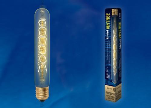 Декоративная лампа накаливания Винтаж L35A 60Вт