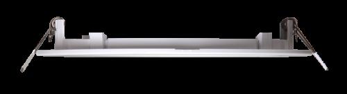 Ультратонкий светодиодный светильник Квадрат 9Вт