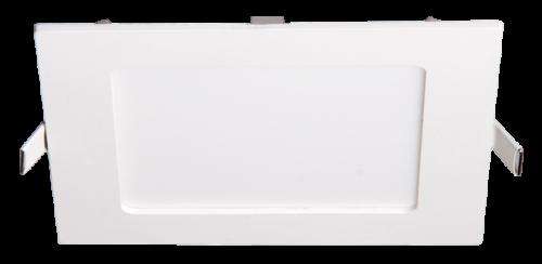 Ультратонкий светодиодный светильник Квадрат 12Вт